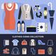 Clothes Icon Collection