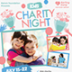 Kids Charity Event Flyer - GraphicRiver Item for Sale