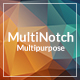 Notch Multipurpose HTML Template; Creative, Modern & Functional