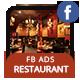 Restaurant FB Ad Banners - AR