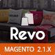 Revo - Responsive Magento 2 Shopping Theme - ThemeForest Item for Sale