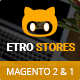 Etrostore - Multipurpose Responsive Magento 2 and 1 Theme - ThemeForest Item for Sale