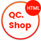 QCShop - ECommerce HTML Template - ThemeForest Item for Sale