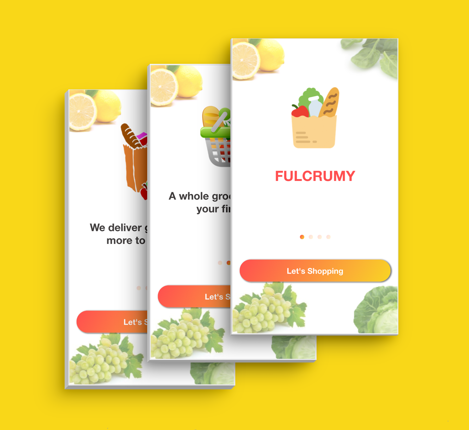 Complete Multipurpose eCommerce Template UI Grocery App Supports Multiple Language i18n - 7