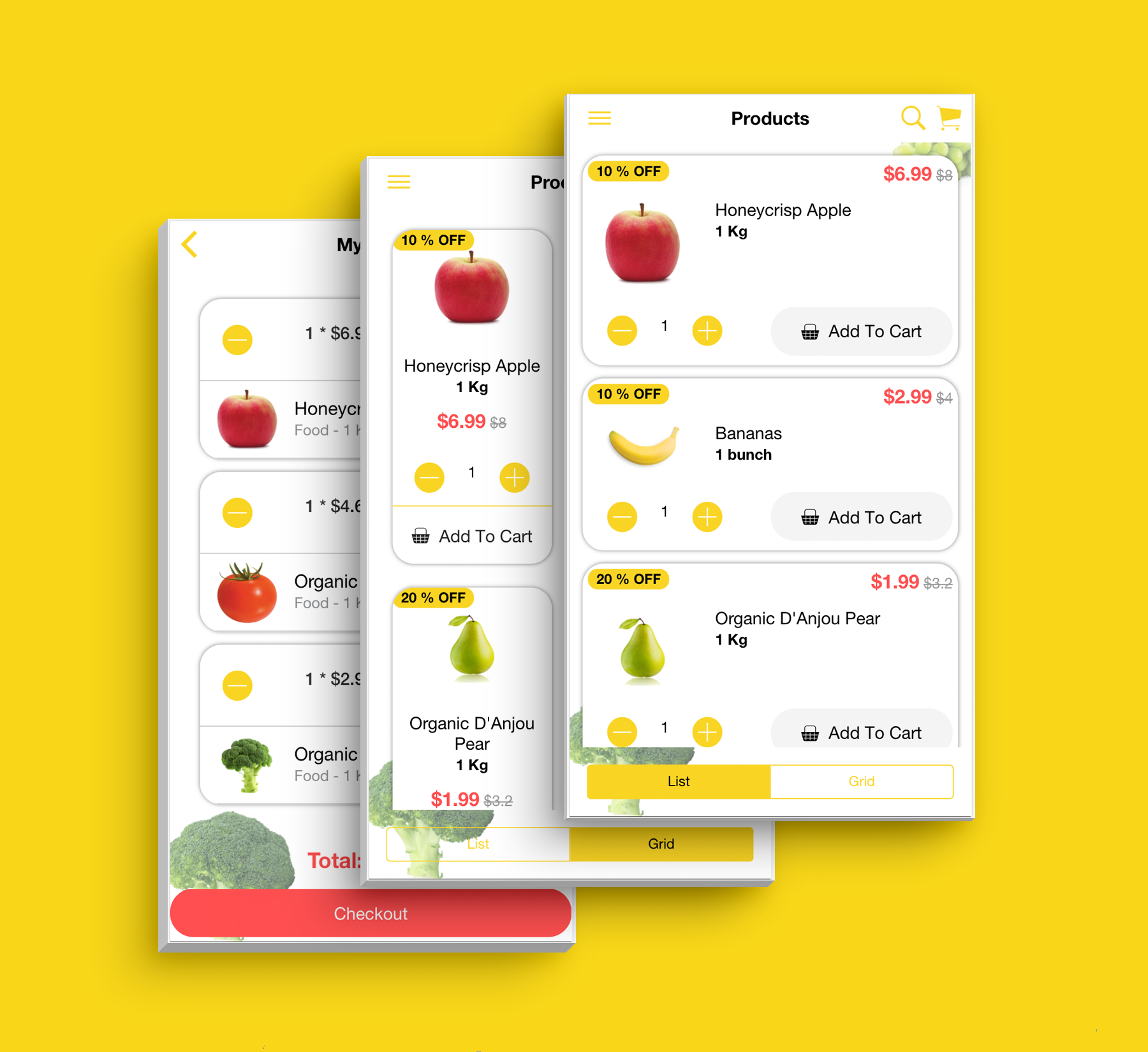 Complete Multipurpose eCommerce Template UI Grocery App Supports Multiple Language i18n - 9