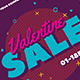 Valentine Sale Flyer - GraphicRiver Item for Sale