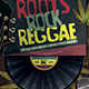 Roots Rock Reggae Flyer Template