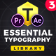 Essential Titles and Lower Thirds - VideoHive Item for Sale