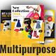 Multipurpose Product Sale Flyer