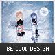 Ski & Snowboard Flyer/Poster - GraphicRiver Item for Sale