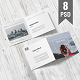 Square Bifold Mockup - GraphicRiver Item for Sale