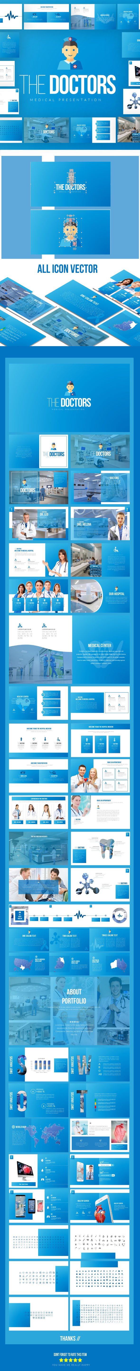 The Doctors - Multipurpose Presentation Templates - PowerPoint Templates Presentation Templates