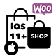 Store App For Woocommerce Shops and Ecommerce Sites - Label PRO Written In Swift XCode