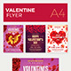 Valentine Flyer Bundle - GraphicRiver Item for Sale