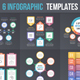 6 Infographic Templates - GraphicRiver Item for Sale