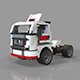 lego car truck - 3DOcean Item for Sale