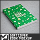 Softcover Book Mock-Up - GraphicRiver Item for Sale