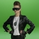 Rocker Style Girl Portrait - VideoHive Item for Sale