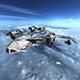 Sci-fy Dropship