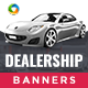 Car Dealership Banner Set