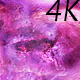 Flying Through Abstract Abstract Purple and Pink Nebulae in Space - VideoHive Item for Sale