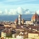 Beautiful View of the Duomo in Florence, Italy - VideoHive Item for Sale