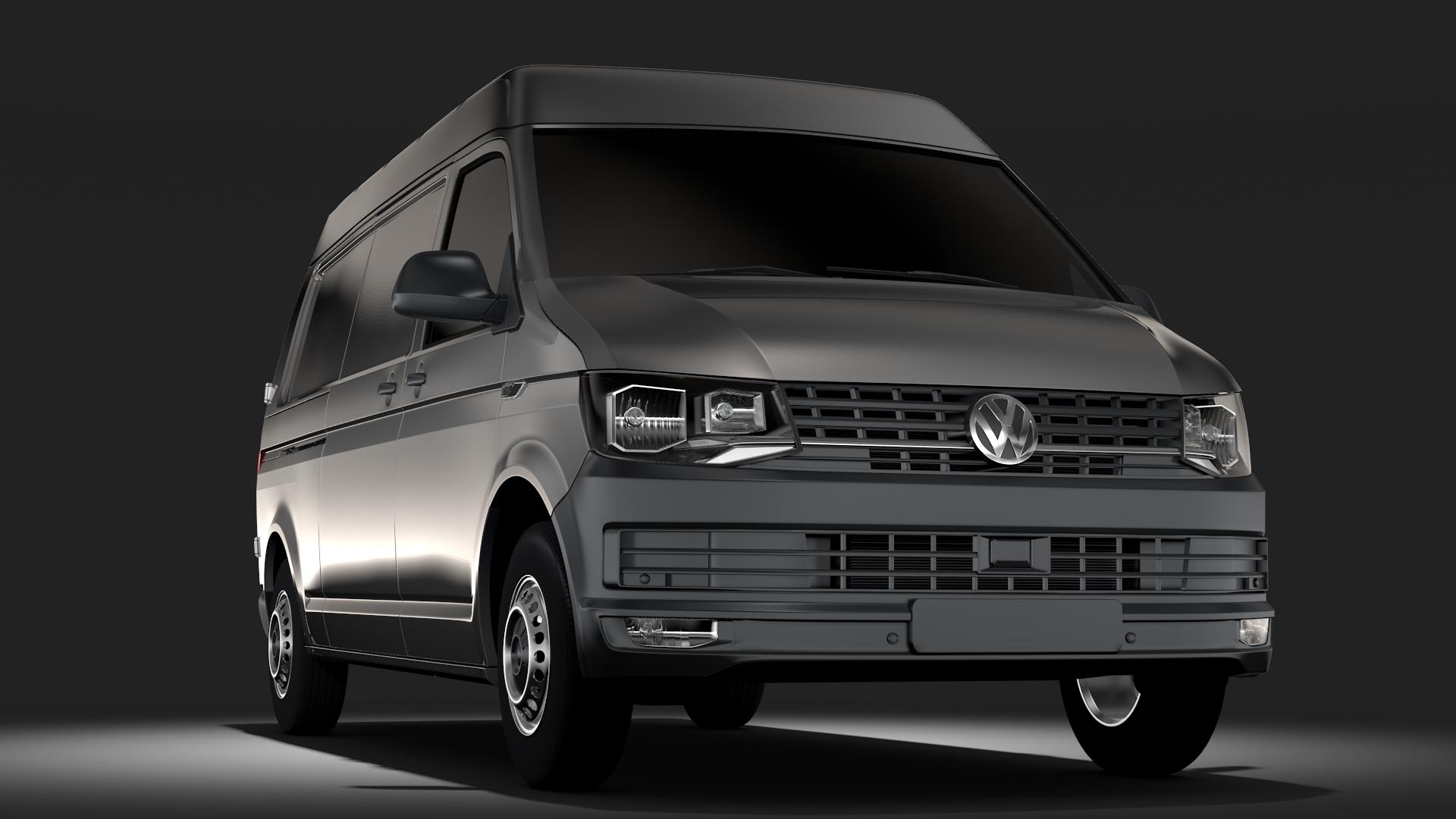 Volkswagen Transporter Van L2H2 T6 2017