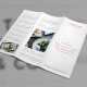 Trifold Brochure Menu - GraphicRiver Item for Sale