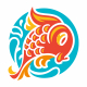 Fish Logo - GraphicRiver Item for Sale