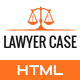 Lawyer Case - Lawyer & Attorney HTML5 Template
