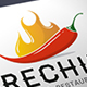 Fire Chilli Logo Design