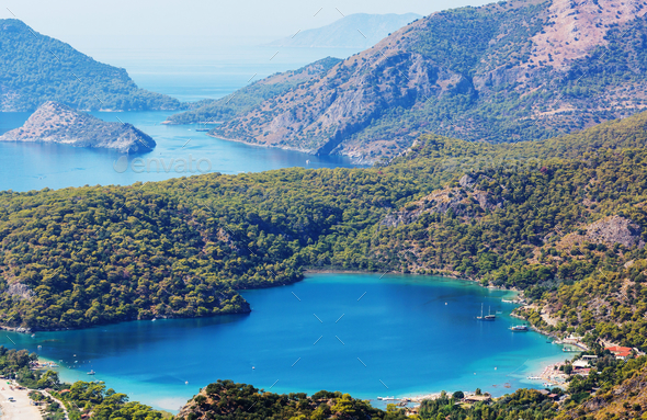 Lycian way - Stock Photo - Images