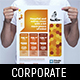 Corporate Print Templates Bundle - GraphicRiver Item for Sale