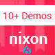 Nixon - Responsive Multi-Purpose Drupal 8.5 Theme