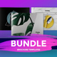 Modern Simple Brochure Bundle - GraphicRiver Item for Sale