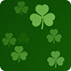 Clover Shamrock Symbols - St Patricks Day Background - VideoHive Item for Sale