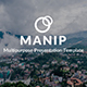 Manip Multipupose Google Slide Template - GraphicRiver Item for Sale