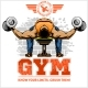 Gym Logo - GraphicRiver Item for Sale