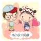 Cartoon Boy and Girl - GraphicRiver Item for Sale