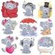 Set of Cartoon Elephants - GraphicRiver Item for Sale