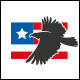 Patriot - American Eagle Logo - GraphicRiver Item for Sale