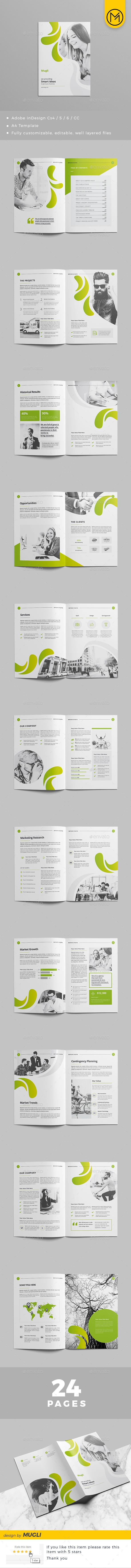 Brochure Design 2018 - Corporate Brochures