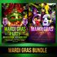 Mardi Gras Bundle - GraphicRiver Item for Sale