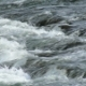 Rapid Flow of Mountain River,  of Flowing Water in Sunny Day - VideoHive Item for Sale