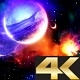 Space Nebula Planet - VideoHive Item for Sale