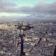 Aerial View of Sacre Coeur in Paris - VideoHive Item for Sale