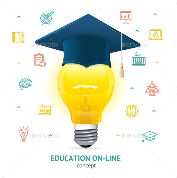Education Concept - Miscellaneous Conceptual