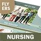 Nursing Home Flyers 2 – 4 Options