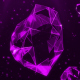 Purple Crystals - VideoHive Item for Sale
