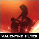 Romance Valentine Flyer - GraphicRiver Item for Sale
